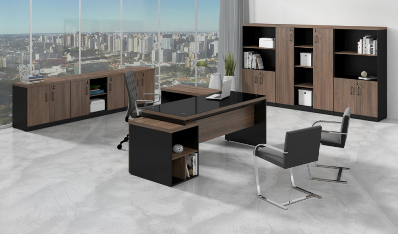 Mesa de Diretoria para Escritório Preço em Cachoeirinha - Mesas para Escritório