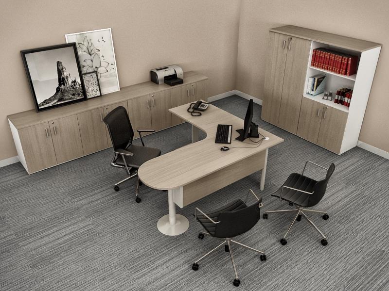 Mesas para Escritórios em L em José Bonifácio - Mesas para Escritório
