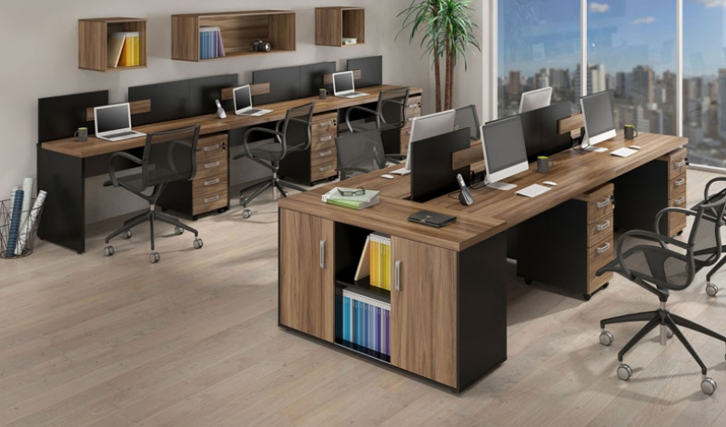 Onde Encontrar Mesa Operacional para Escritório em Pirituba - Mesas para Escritório