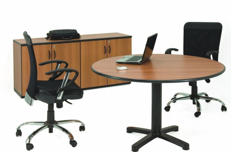 Onde Encontrar Mesa Redonda para Reunião na Bela Vista - Mesas para Escritório