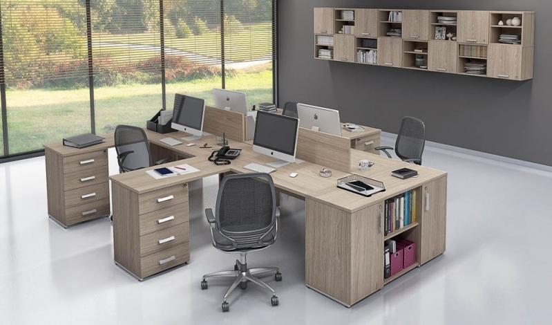 Quanto Custa Mesa Operacional para Escritório no Residencial Dez - Mesas para Escritório