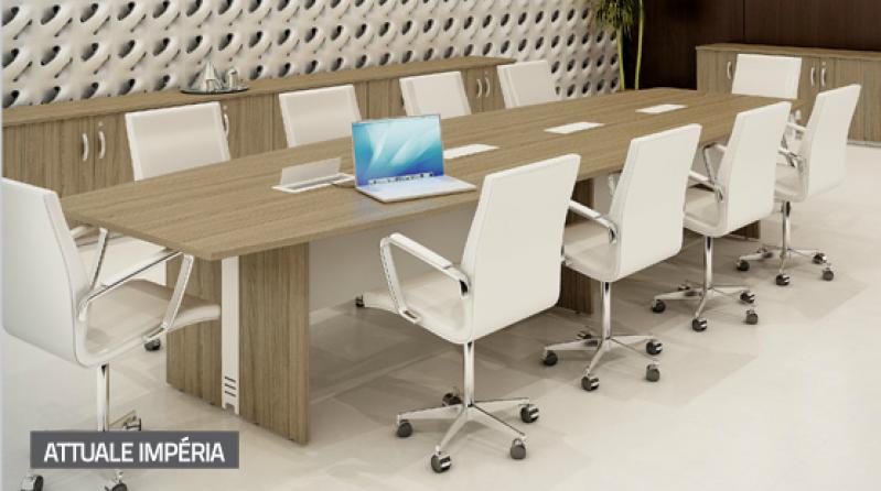 Quanto Custa Mesa Oval para Escritório em Jaçanã - Mesas para Escritório