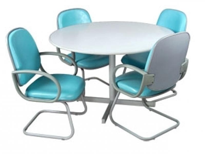 Quanto Custa Mesa Redonda para Reunião em Raposo Tavares - Mesas para Escritório