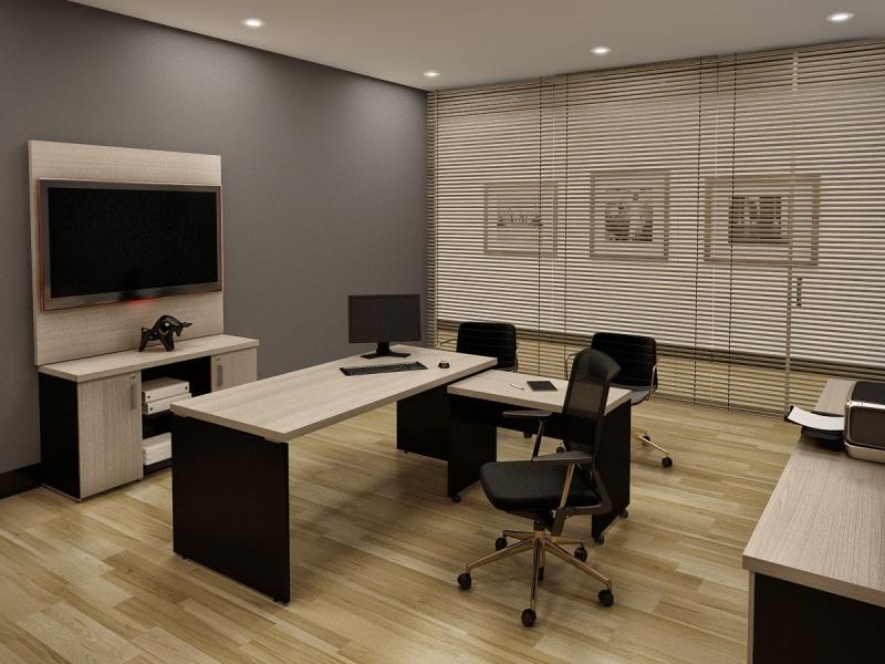 Quanto Custa Mesas Reta para Escritório em Guaianases - Mesas para Escritório