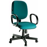 cadeira de escritório giratória na Vila Prudente