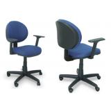 cadeira ergonômica para call center no Jardim América