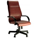cadeira para escritório de couro na Vila Buarque