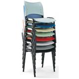 cadeira para escritório de plástico preço na Chora Menino