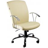 cadeira para escritório presidente preço no Parque do Carmo