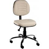 cadeira secretaria para escritório preço no Jardim Europa