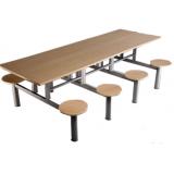conjunto de mesas e cadeiras para refeitório preço no Jaguaré