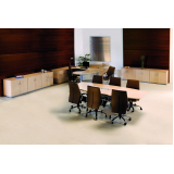 mesa oval para escritórios no Tucuruvi