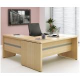mesas para escritórios em SP preço em Parelheiros