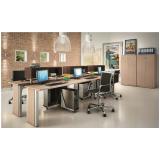 mesa plataforma de trabalho