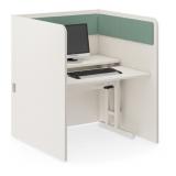 mobiliário para call center no Residencial Três