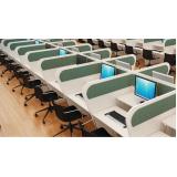 móveis para call center em Glicério
