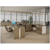 móveis para escritório de advogado no Residencial Seis