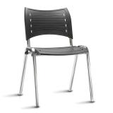 onde encontrar cadeira para escritório de plástico em Alphaville