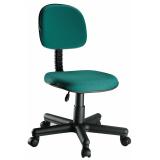 quanto custa cadeira secretaria para escritório no Jabaquara