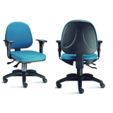 quanto custa cadeiras ergonômicas para call center em Ferraz de Vasconcelos