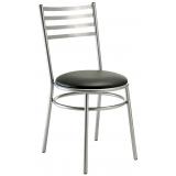 quanto custa cadeiras para refeitório industrial na Água Branca