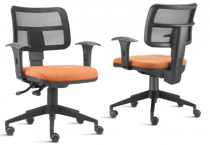 Cadeira de Escritório para Call Center na Vila Guilherme - Preço de Cadeira para Call Center