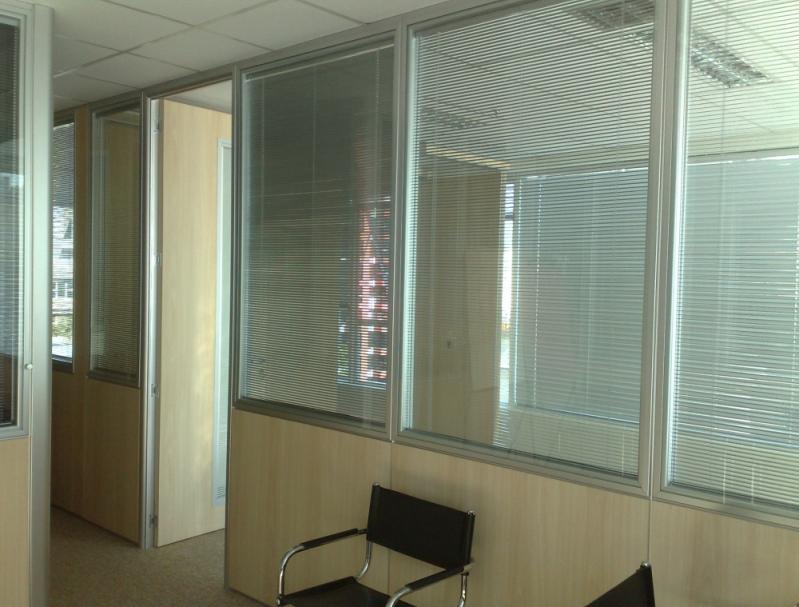 Divisória para Escritórios em São Paulo no Engenho Novo - Divisória para Escritório de Madeira