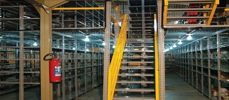 Estantes de Aço para Estoque Preço na Anália Franco - Estante de Ferro para Escritório