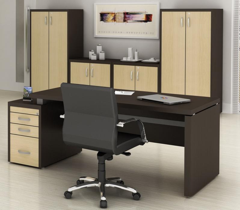 Mesas Reta para Escritório na Boa Vista - Mesas para Escritório