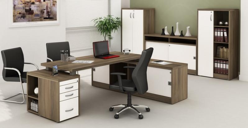 Quanto Custa Mesa de Diretoria para Escritório no Campo Grande - Mesas para Escritório