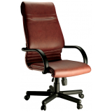 cadeira para escritório de couro no Jardim Silveira