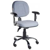 cadeira secretaria para escritório no Parque São Jorge