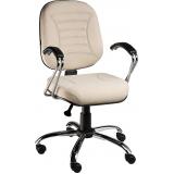 cadeiras de escritórios giratória no Brás