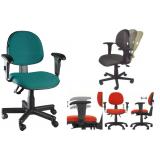 cadeiras ergonômicas para call center preço no Residencial Doze