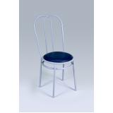 cadeiras para refeitório industrial na Água Funda
