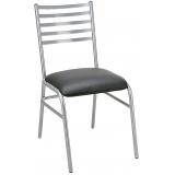 cadeiras para refeitórios industriais no Centro