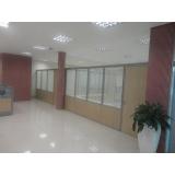 divisória para escritório preço na Cidade Patriarca
