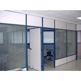 divisórias para escritório de eucatex no Engenho novo