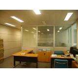 divisórias para escritórios em São Paulo preço no Jardim dos Camargos