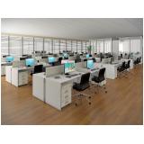 estação de trabalho para escritório preço no Belenzinho