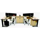 estações de trabalho dupla na Cidade Dutra