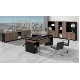mesa de diretoria para escritório preço na Cidade Patriarca