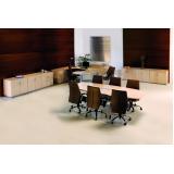 mesa oval para escritórios na Vila Ré