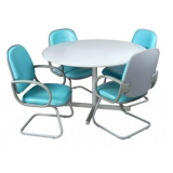 mesa redonda para escritórios no Jardim América