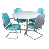 mesa redonda para escritórios no Residencial Onze