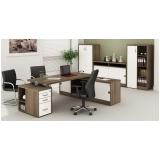 mesas para escritórios de advocacia no Residencial Oito
