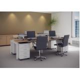 mesas plataforma de trabalho no Alphaville Conde I