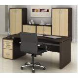 mesas reta para escritório no Parque Peruche