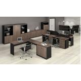 mobiliário para escritório em SP em Moema