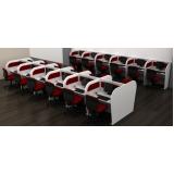 mobiliários para call center na Barra Funda
